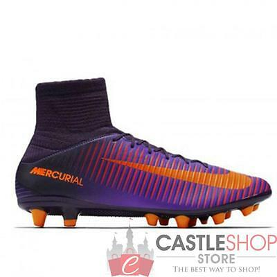 new style 7a73c 4c9d4 CHAUSSURES DE FOOTBALL NIKE MERCURIAL VELOCE III DF AG-PRO 8360-585 Homme  Violet