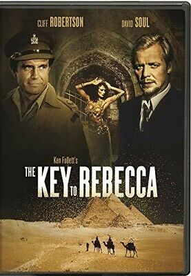 The Key To Rebecca [New DVD] Full Frame, Mono Sound, Amaray Case