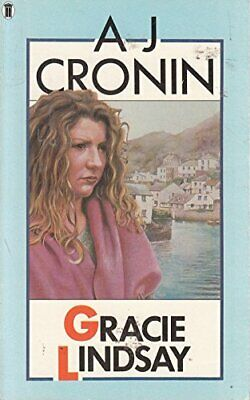 Gracie Lindsay by Cronin, A. J. Paperback Book The Cheap Fast Free Post