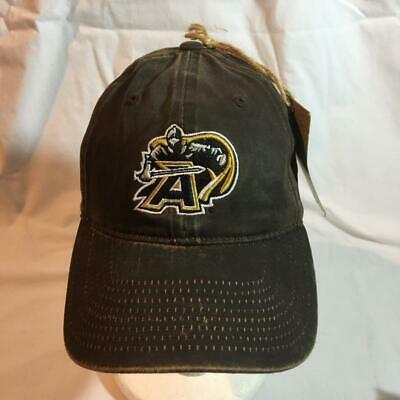 New NWT U.S.M.A. Army Black Knights Baseball Cap Hat by Legacy 66593dc8b