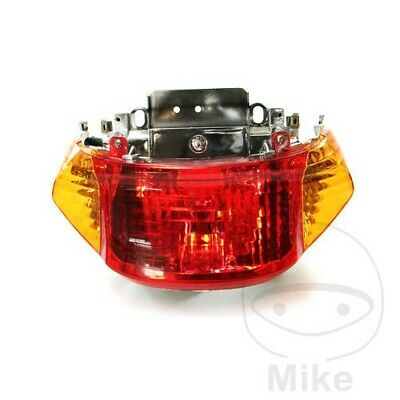 Rex RS 460 50 4T 2009-2016 Rear Tail Light Complete & Amber Indicator Bulbs