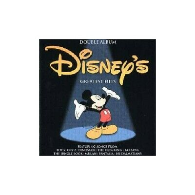 Various Artists - Disney's Greatest Hits - Various Artists CD TJVG The Cheap The