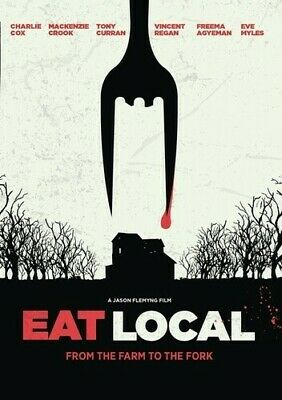 Eat Locals [New DVD] Manufactured On Demand, NTSC Format