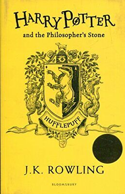 Harry Potter and the Philosopher's Stone – Hufflepuff Edition By J.K. Rowling