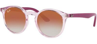 Ray Ban 9064S 9064/S 44 Junior 7052/V0 Sunglasses Pink Occhiale Sole Bambini