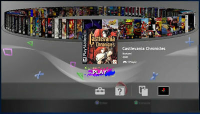 Playstation Classic - 101 GAMES