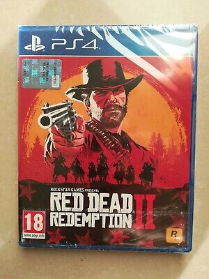 Red Dead Redemption II (2) PS4