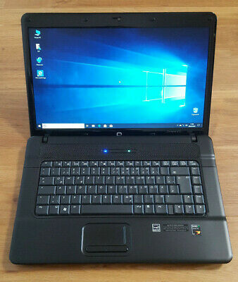 Notebook 15,6 Zoll HP Compaq 615 500GB AMD X2 2,2 GHz 4GB Laptop Windows 10 Pro