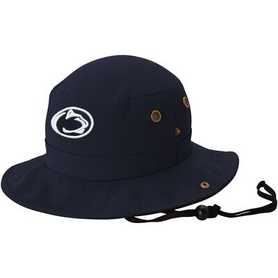 more photos 16c50 06aab Penn State Nittany Lions Top of the World Angler Bucket Hat - Navy Blue