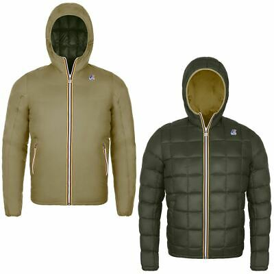 K-Way Jacques Thermo Plus Double Uomo Kway 2018 Beige Green K001K40 997 360 €