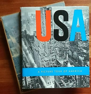 USA a picture tour of america Bernhard moosbrugger and Gladys Weinger