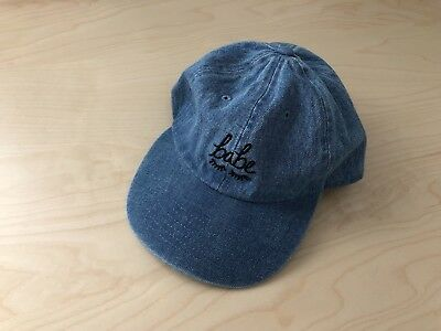 BABE HAT CAP Urban Outfitters Snap Supreme Stussy Obey -  14.00 ... 48e303a9532