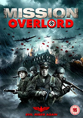 Mission Overlord DVD NEW