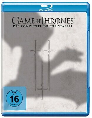 Game of Thrones Staffel 3 Blu-ray NEU OVP