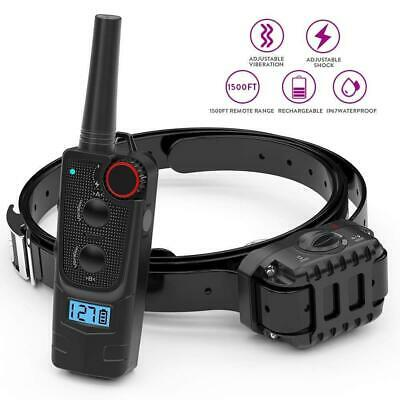 Petfere 1200 M Remote Dog Training Shock Collar Hunting Trainer 2.0 - Open Box