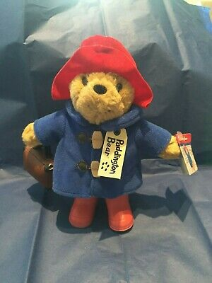 Paddington Bear soft toy vintage look very sweet collectable great conditon