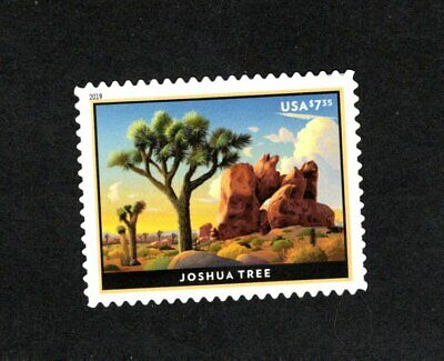 2019 Joshua Tree 7.35 Priority Express Mail Single MNH drawer 3