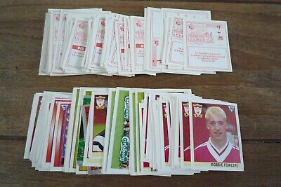 Merlin Premier League 96 Football Stickers no's 1-199! - Pick Stickers You Need!