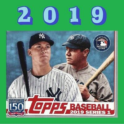 2019 Topps NOW Review - Harper Trout Ohtani Judge - U Pick to Complete Your Set!