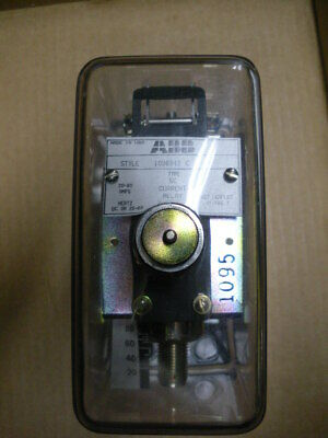ABB current relay style 1096942C type SC 2 available protection