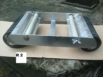 Car Van Vehicle Moving Skate R2     Wheel Dolly Jack trolley R2