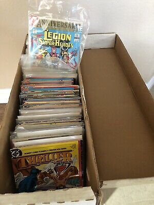 HUGE Lot of 40 + DC MARVEL & INDEPENDENT Comic Books Modern-Copper Age Comics