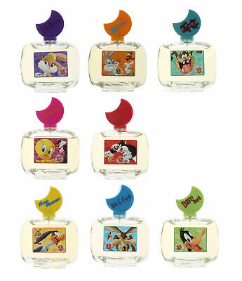 Assorted Fragrances by Looney Tunes for Kids Combo:(8x 3.4oz bottles)Unboxed NEW