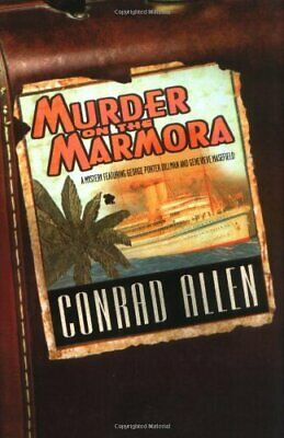 Murder on the Marmora: A Mystery by Allen, Conrad Book The Cheap Fast Free Post