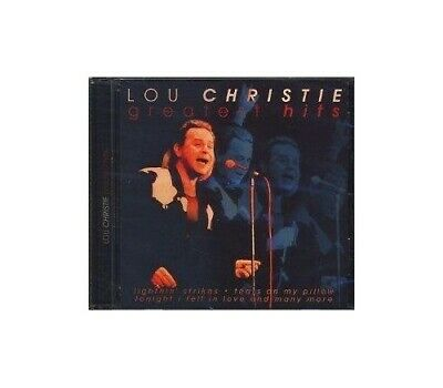 Lou Christie - Greatest Hits - Lou Christie CD 8OVG The Cheap Fast Free Post The