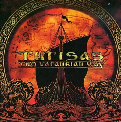 Turisas - The Varangian Way - Turisas CD FQVG The Cheap Fast Free Post The Cheap