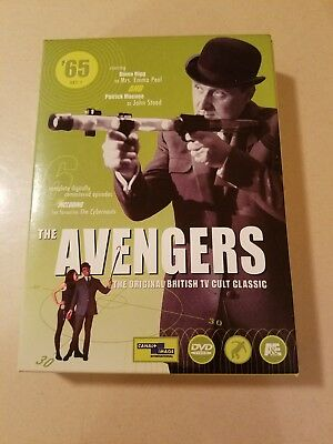 The Avengers 65 Set 1 DVD Used