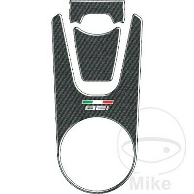Ducati Monster 821 Stripe ABS 2014-2015 Carbon Yoke/Tank Protector