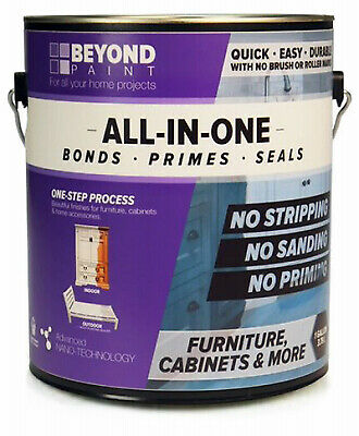 BEYOND PAINT GAL Off WHT All/1 Paint BP18