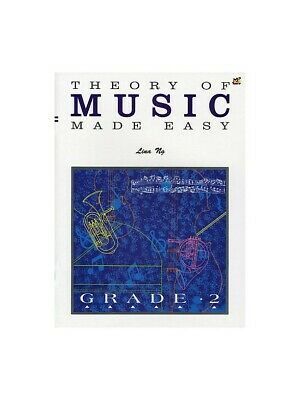 Theory Of Music Made Easy Grade 2. Book