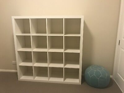 IKEA WHITE CUBE Storage Unit - $48 00 | PicClick AU
