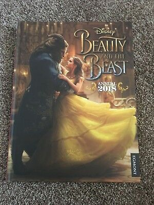 cc31997e8b9 Beauty and the Beast Annual 2018 by Egmont Publishing UK (Hardback