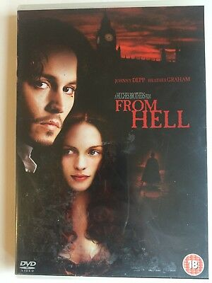 From Hell (DVD, 2003)
