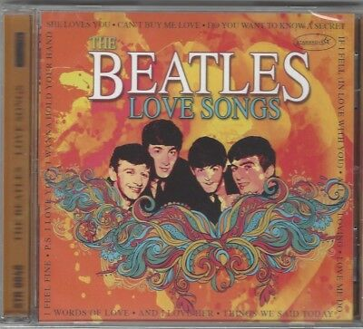 THE BEATLES Love Songs NEW SEALED CD Stargrove CANADA John Lennon Paul McCartney