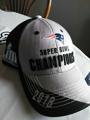 New England Patriots Super Bowl LIII Hat
