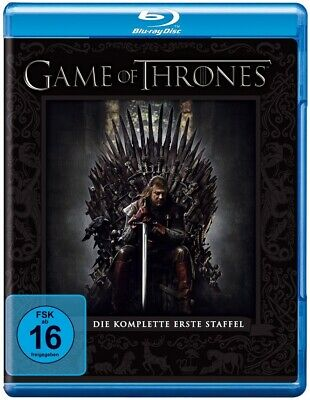 Game of Thrones Staffel 1 Blu-ray NEU OVP