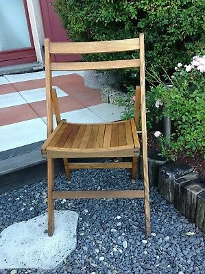 Chaise Avec Structure Rare Metal Ancienne Pliante Vintage Accoudoirs I7gYbf6yv
