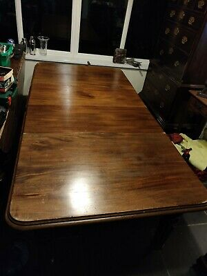 Victorian Wind Out Dining Table Large.