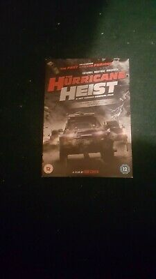 the hurricane heist from director of the fast and the furious maggie grace