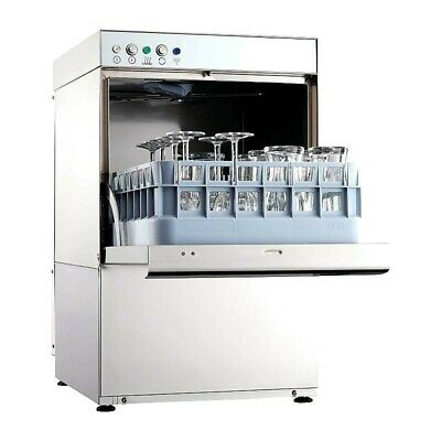 Commercial Glasswasher Eco2 Gravity Drain New (Like Classeq Eco2)