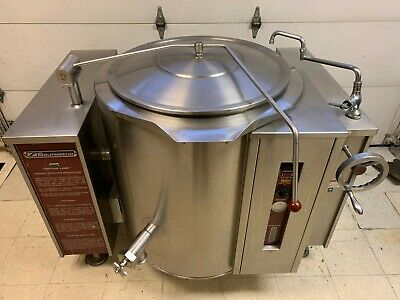 Southbend 40 gallon steam kettle gas