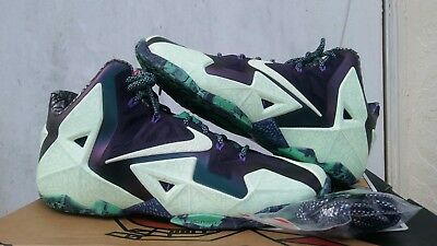newest 32410 5ec91 Nike lebron 11 Nola gumbo league gator king all star Xi Size 11 Vnds