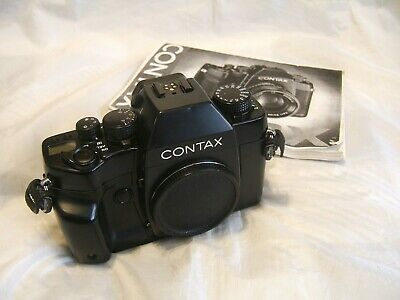 Quality CONTAX RX 35mm SLR Film Camera Body