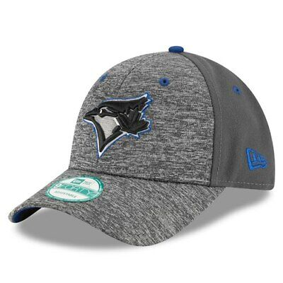 timeless design 5cac8 3db45 New Era Toronto Blue Jays Heathered Gray The League Shadow 9FORTY  Adjustable Hat