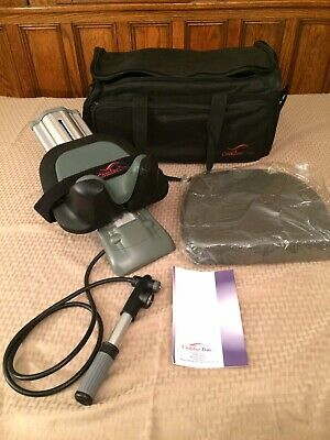 ComforTrac Cervical Traction Device With Black ComforTrac Carrying Case WCT72309