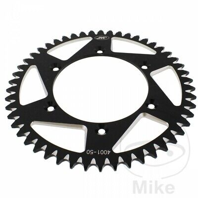 Yamaha YZ 450 F 2005 JMP Black Aluminium Rear Sprocket (50 Teeth)